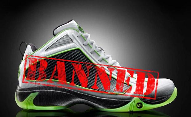 Michael Jordan First Jordan Shoe