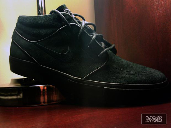 Nike SB Zoom Stefan Janoski Mid  9df39ecd38